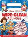 Disney Pixar Wipe-Clean Activities (Hardcover):