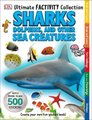 Ultimate Factivity Collection Sharks, Dolphins and Other Sea Creatures (Paperback): Dk
