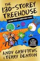 The 130-Storey Treehouse - Laser Eyes & Annoying Flies! (Paperback): Andy Griffiths