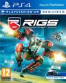 RIGS: Mechanized Combat League (PSVR) - PlayStation VR and PlayStation 4 camera required (PlayStation 4, Blu-ray disc):