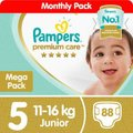 Pampers Premium Care Junior (Size 5 | 88):
