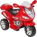 Jeronimo Thunder Bike Electronic Ride-On (Red):