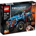 LEGO Technic - 6x6 All Terrain Tow Truck 2 in 1 (1862 Pieces):