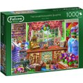 Jumbo Falcon de Luxe Puzzle - The Haberdashers Shoppe (1000 Piece):