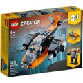 LEGO Creator 3-in-1 - Cyber Drone (113 Pieces):