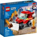 LEGO City - Fire Hazard Truck (87 Pieces):