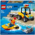 LEGO City - Beach Rescue ATV (79 Pieces):