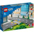 LEGO City -  Road Plates (112 Pieces):