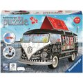 Ravensburger Volkswagen T1 Food Truck 3D Jigsaw Puzzle (162 Pieces):