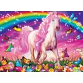 Horse Dream Glitter Puzzle (100 Piece ): Ravensburger
