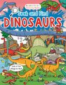 Seek and Find Dinosaurs (Paperback): Emiliano Migliardo