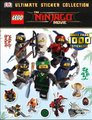 The LEGO (R) NINJAGO (R) Movie (TM) Ultimate Sticker Collection (Paperback): Dk