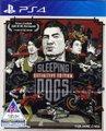 Sleeping Dogs - Definitive Edition (PlayStation 4, Blu-ray disc):