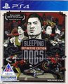 Sleeping Dogs -  Definitive Edition (PlayStation 4, Blu-ray disc):