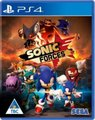 Sonic Forces (PlayStation 4, Blu-ray disc):