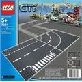 LEGO City Trains - T-junction & Curve: