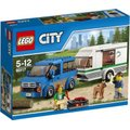 LEGO City Airport - Van & Caravan: