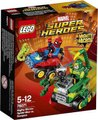 LEGO Super Heroes - Mighty Micros: Spider-Man vs. Scorpion:
