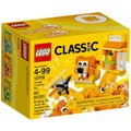 LEGO Classic - Orange Creativity Box: