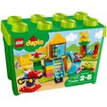 LEGO DUPLO My First - Large Playground Brick Box (71 Pieces):