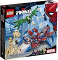 LEGO Marvel Spiderman - Spider-Man's Spider Crawler (418 Pieces):