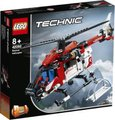 LEGO Technic Rescue Helicopter 2 in 1 (325 Pieces):