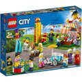 LEGO City Town - People Pack - Fun Fair (183 Pieces):