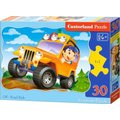Castorland Jigsaw Puzzle - Off-Road Ride (30 Pieces):