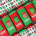 Christmas Presents Christmas Crackers (6 Pack):