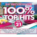 100% Top Hits: Volume 21 - (Cover Versions) (CD):