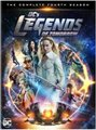 DC's Legends Of Tomorrow - Season 4 (DVD): Brandon Routh, Caity Lotz, Dominic Purcell