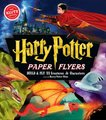 Harry Potter Paper Flyers (Spiral bound): Editors of Klutz