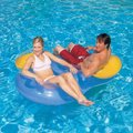 Bestway Double Ring Float (Colour may vary) (188 x 117cm):