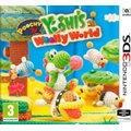 Poochy & Yoshi's Woolly World (Nintendo 3DS):