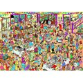 Jumbo Jan Van Haasteren Birthday Special Jigsaw Puzzle (1000 Piece):