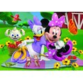 Jumbo Disney Minnie Mouse 4 in 1 Assortment Jigsaw Puzzle (50 Piece):