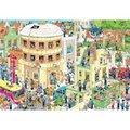 Jumbo Jan Van Haasteren The Escape Jigsaw Puzzle (1000 Piece):
