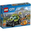LEGO City Volcano Exploration Truck: