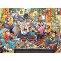 Jumbo Wasgij Back To 1 - Technology Jigsaw Puzzle (1000 Pieces):
