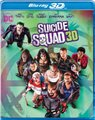 Suicide Squad - 2D / 3D (Blu-ray disc): Will Smith, Margot Robbie, Jared Leto, Viola Davis