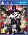 Persona 5 (PlayStation 4, Blu-ray disc):
