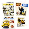Minions 4-Book Collection (Paperback):