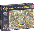 Jumbo Jan Van Haasteren The Holiday Fair Jigsaw Puzzle (1000 Pieces):