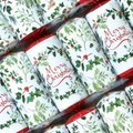 Foliage Christmas Crackers (6 Pack):