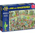 Jumbo Jan Van Haasteren Puzzle - The Library (1000 Piece):