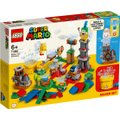 LEGO Super Mario Master Your Adventure Maker Set (366 Pieces):