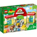 LEGO DUPLO - Horse Stable and Pony Care (65 Pieces):