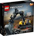 LEGO Technic - 2 in 1 Heavy-Duty Excavator (569 Pieces):