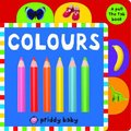 Colours (Board book):