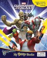 My Busy Books: Guardians Of The Galaxy - Storybook + 12 Figurines + Playmat: